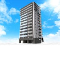 大阪市天王寺区寺田町 マンション | 新築工事