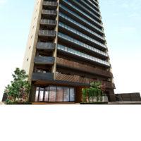 大阪市中央区徳井町 マンション | 新築工事