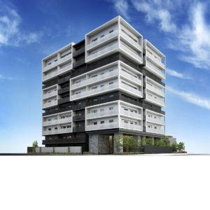 大阪府茨木市舟木町 | マンション | 新築工事