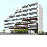 西ノ宮市 甲子園口マンション | 新築工事