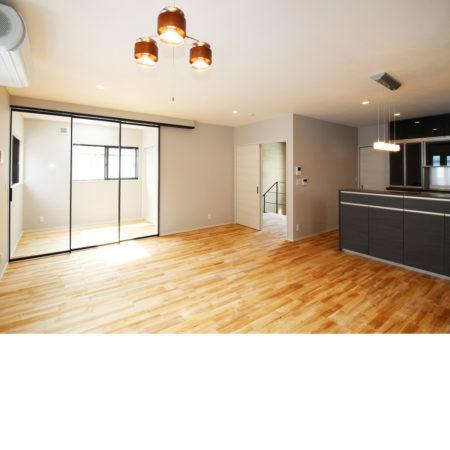 大阪府八尾市 | 八尾の白い家 | 新築工事